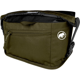 Mammut Boulder Chalk Bag olive-black